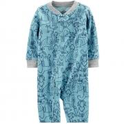 Carters Pijama Fleece 2 anos - Bichinhos