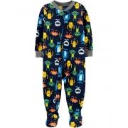 Carters Pijama Fleece 2 anos - Monstrinhos