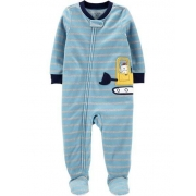 Carters Pijama Fleece - Construção