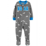 Carters Pijama Fleece - Roar