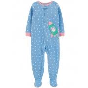 Carters Pijama Fleece Rocket Girl