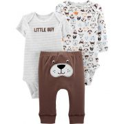 Conjunto Carter´s Little Guy (TRIO BUMBUM FOFO)