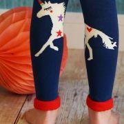 Meia Calça Legging Unicórnio - Blade and Rose