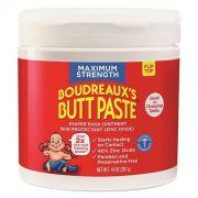 Pomada Para Assadura Boudreauxs Butt Paste Maximum Strenght - potão 397g