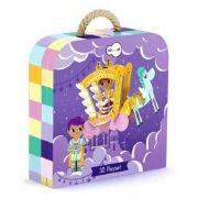 Quebra Cabeça 3D na Maletinha Krooom - Princesa Iris