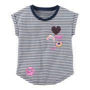 Tee - Camisa Listrada OMG - OshKosh B´Gosh | Carter´s