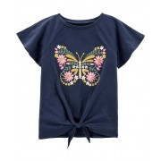 Tee Carters Butterfly 10/12 anos