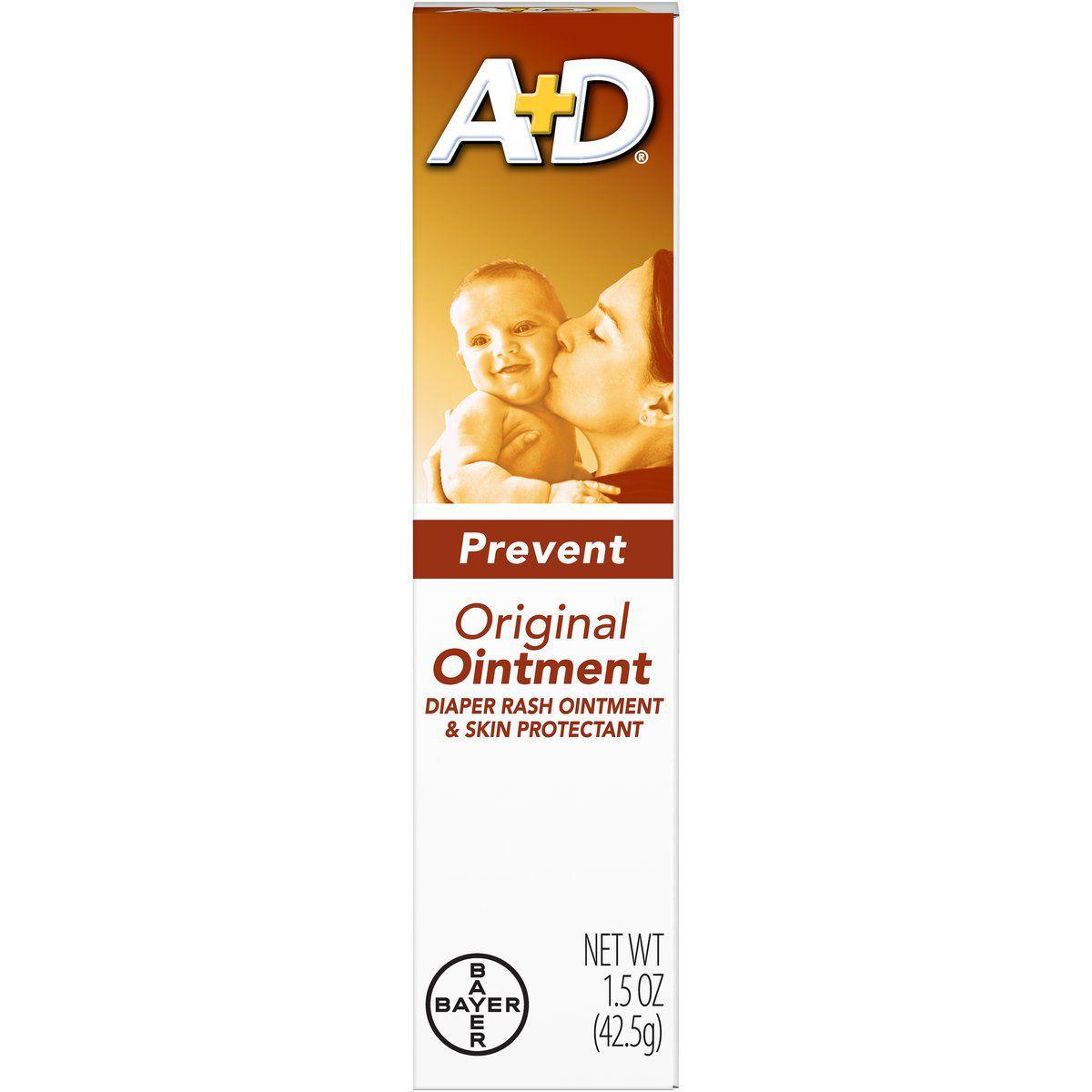 A+D Original Ointment Pomada para Assadura - TUBO 42,5 gramas