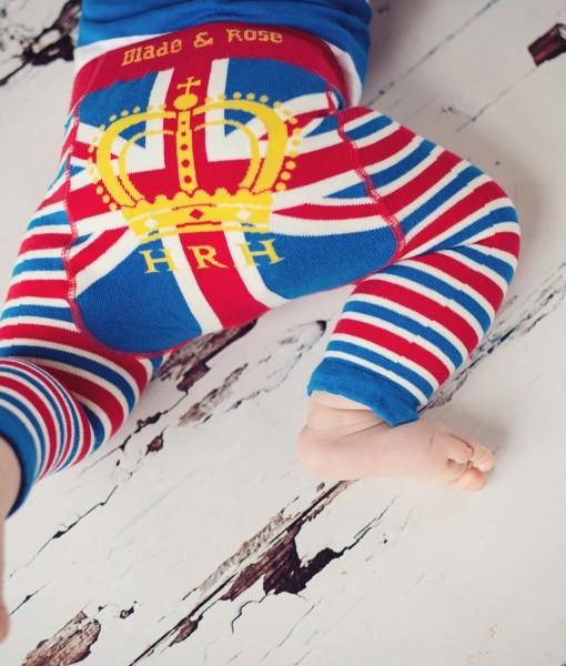 Baby Legging Coroa Real Blade and Rose ***LANÇAMENTO***