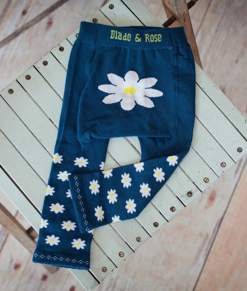 Baby Legging Margarida Azul - Blade and Rose ***LANÇAMENTO***