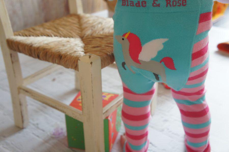 Baby Legging Unicórnio Blade and Rose
