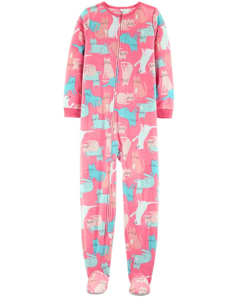 Carters Pijama Fleece - Gatinhos