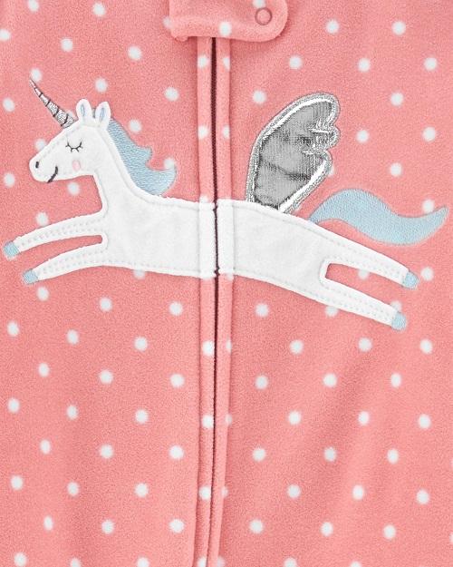 Carters Pijama Fleece Pegasus