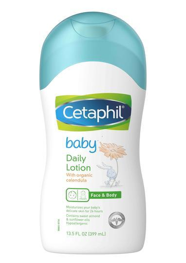 Cetaphil Baby Loção Diária - Hidratante infantil - 298ml