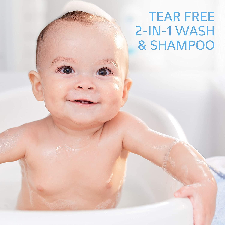 Cetaphil Baby Sabonete e Shampoo Líquido para o corpo e rosto 230ml