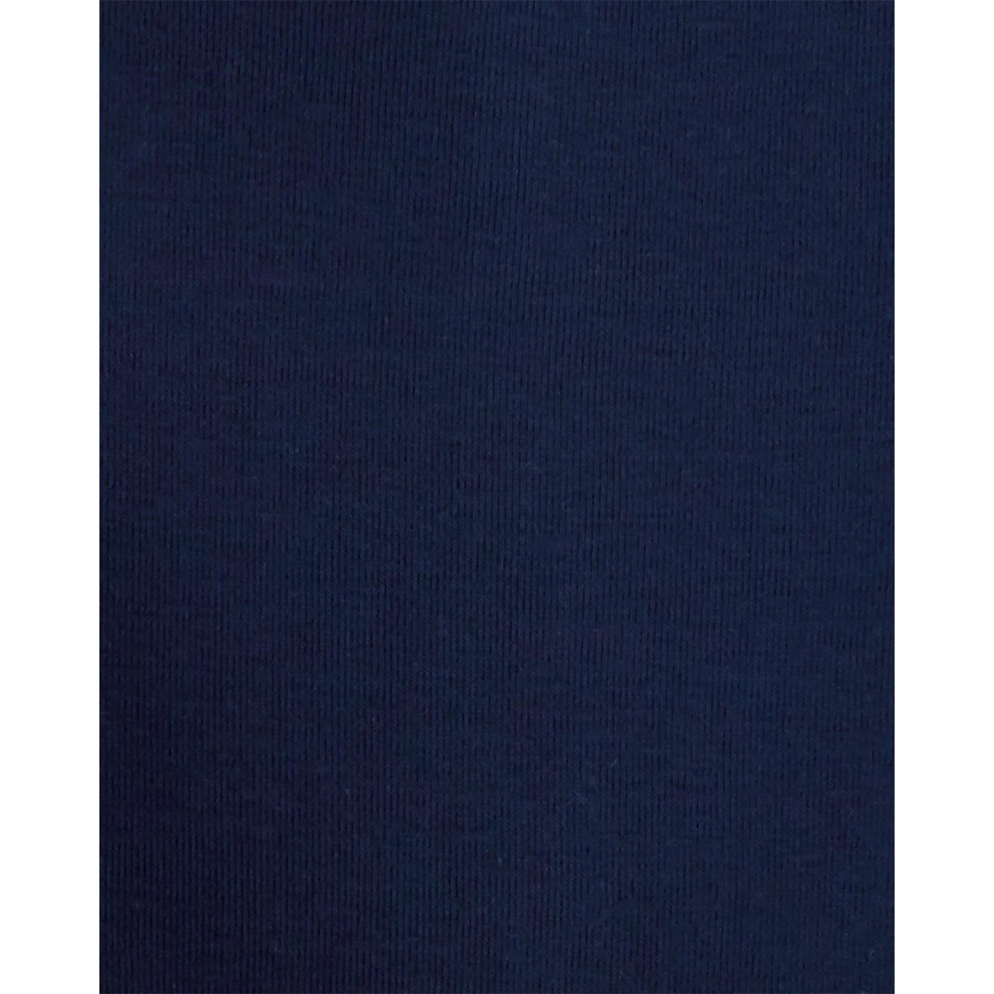 Conjunto Jaqueta 3 Peças Listras Carter's - Azul Claro