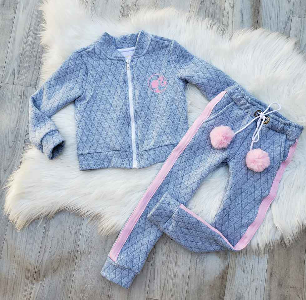 Conjunto Barbie
