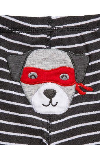 CONJUNTO SUPER DOG CARTER´S (TRIO BUMBUM FOFO 3 PEÇAS)
