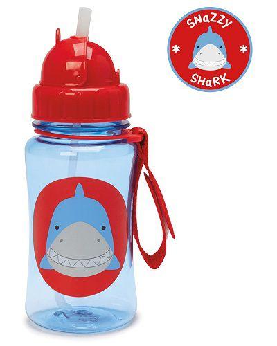 Garrafinha Zoo Skip Hop - Tubarão