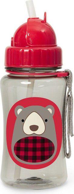 Garrafinha Zoo Skip Hop - Urso *Edição Especial Natal*