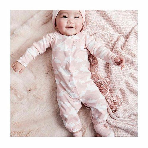 Kit Maternidade Bunny Carter´s