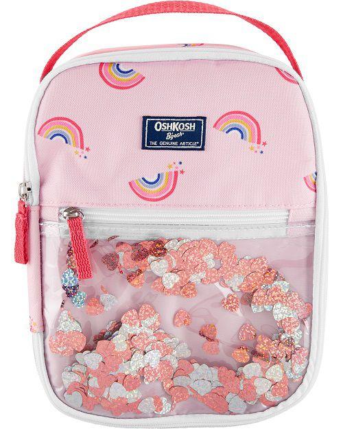 Lancheira Térmica OshKosh by Skip Hop - Rainbow Confeti
