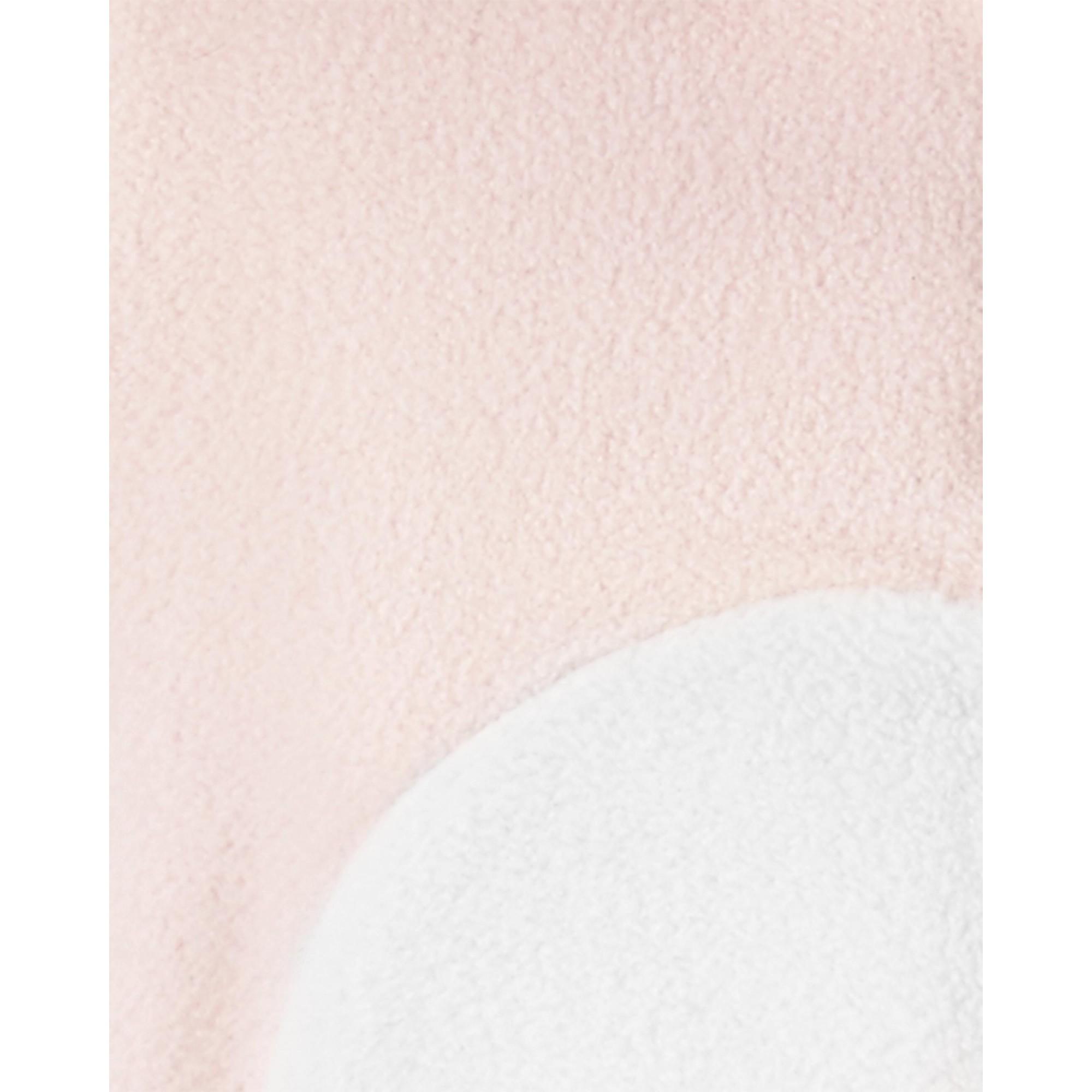 Macacão Carter's com Capuz - Fleece Bear Pink Pijama