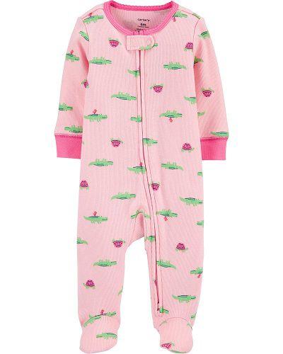 Macacão Pijama Carter´s - ALLIGATOR GIRL