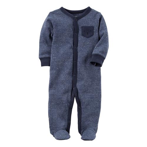 Macacão Pijama Carter´s - Azul