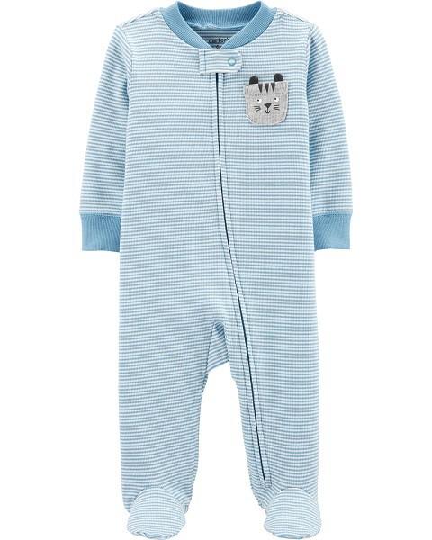 Macacão Pijama Carter´s - Terry Gatinho