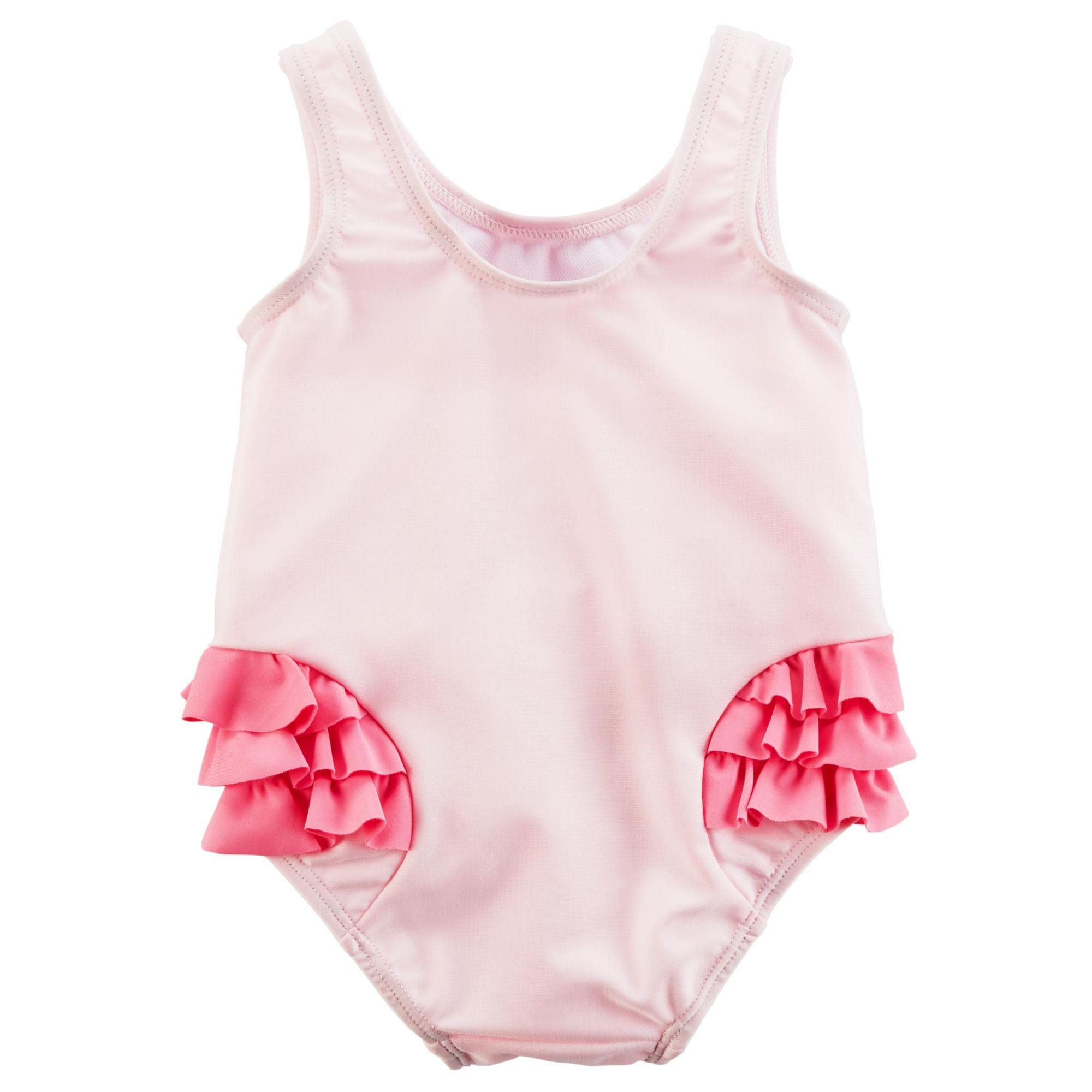 Maiô Carter´s Flamingo Rosa