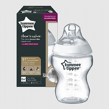 Mamadeira Tommee Tippee - Closer To Nature 260ml