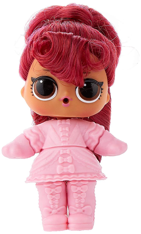 Mini Boneca Surpresa - L.O.L. Surprise! Hairgoals - Serie 2