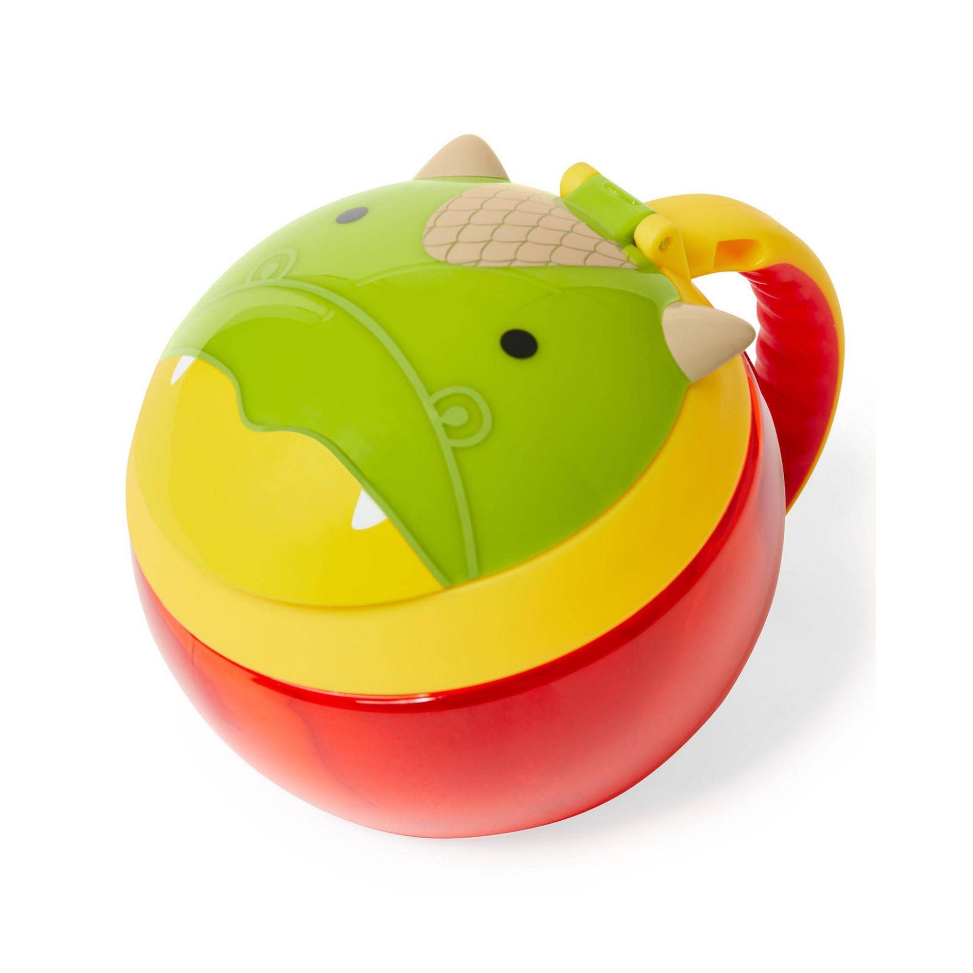 Potinho De Lanche Dragão Skip Hop