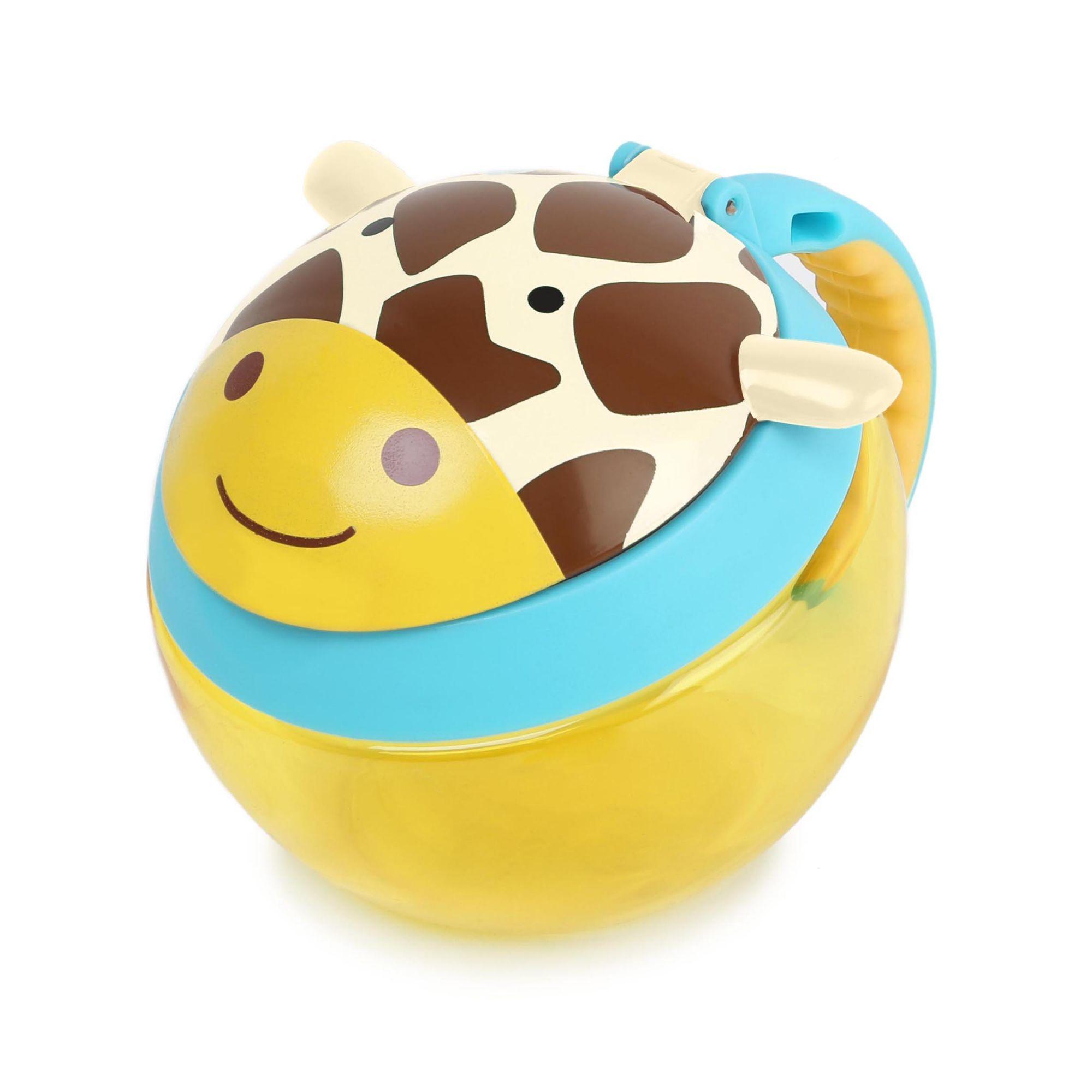 Potinho De Lanche Girafa Skip Hop