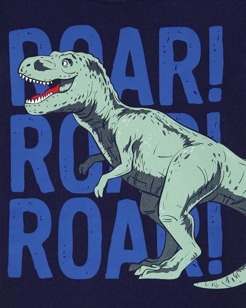 Tee Dino T-Rex Roar Carter´s
