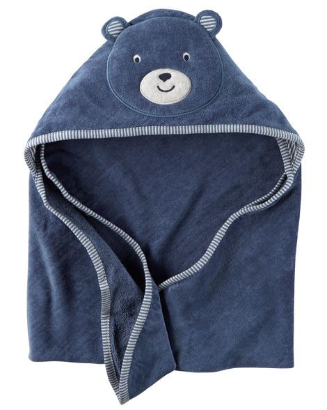 Toalha Carter´s Urso Azul
