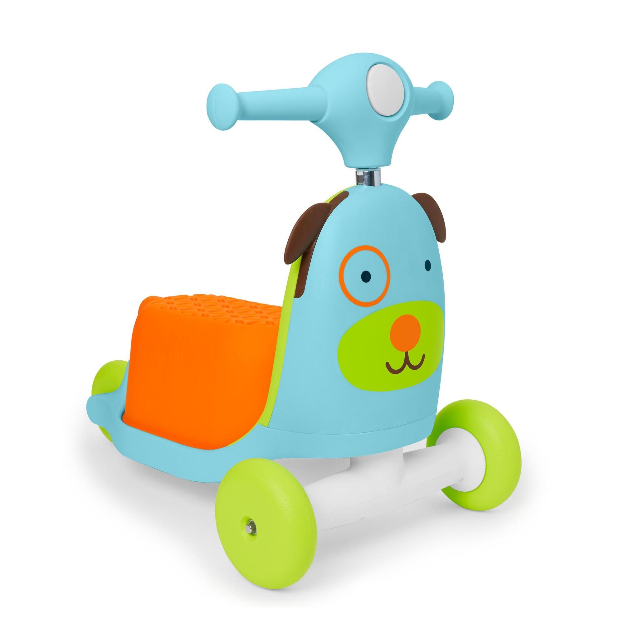 Triciclo Patinete Skip Hop Cachorro