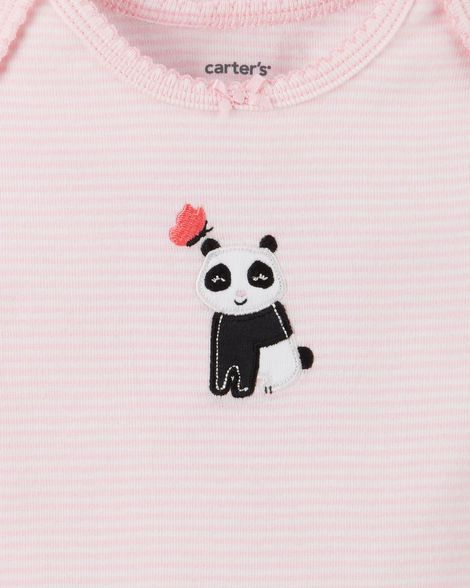 TRIO CARTER´S - Panda Rosa (BUMBUM FOFO)