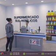 MERCADO -Escudo Protetor Salivar Econômico