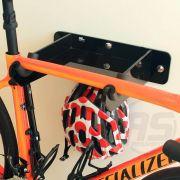 Suporte p/ Bicicleta SPEED/TT, Capacete e Acessórios - Mod. Unique Black