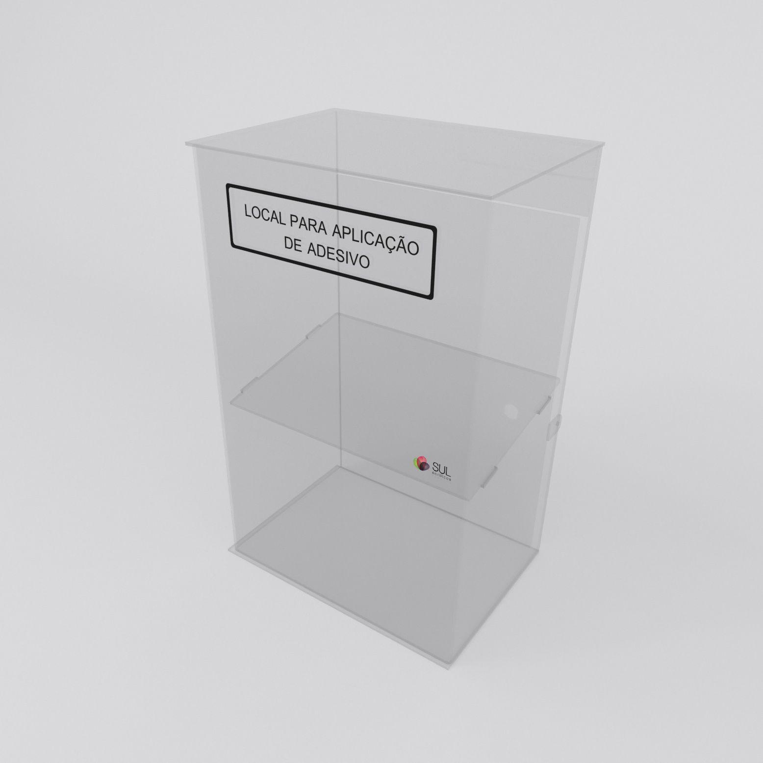Adesivo Expositor de Acessórios para Celular Smart Torre
