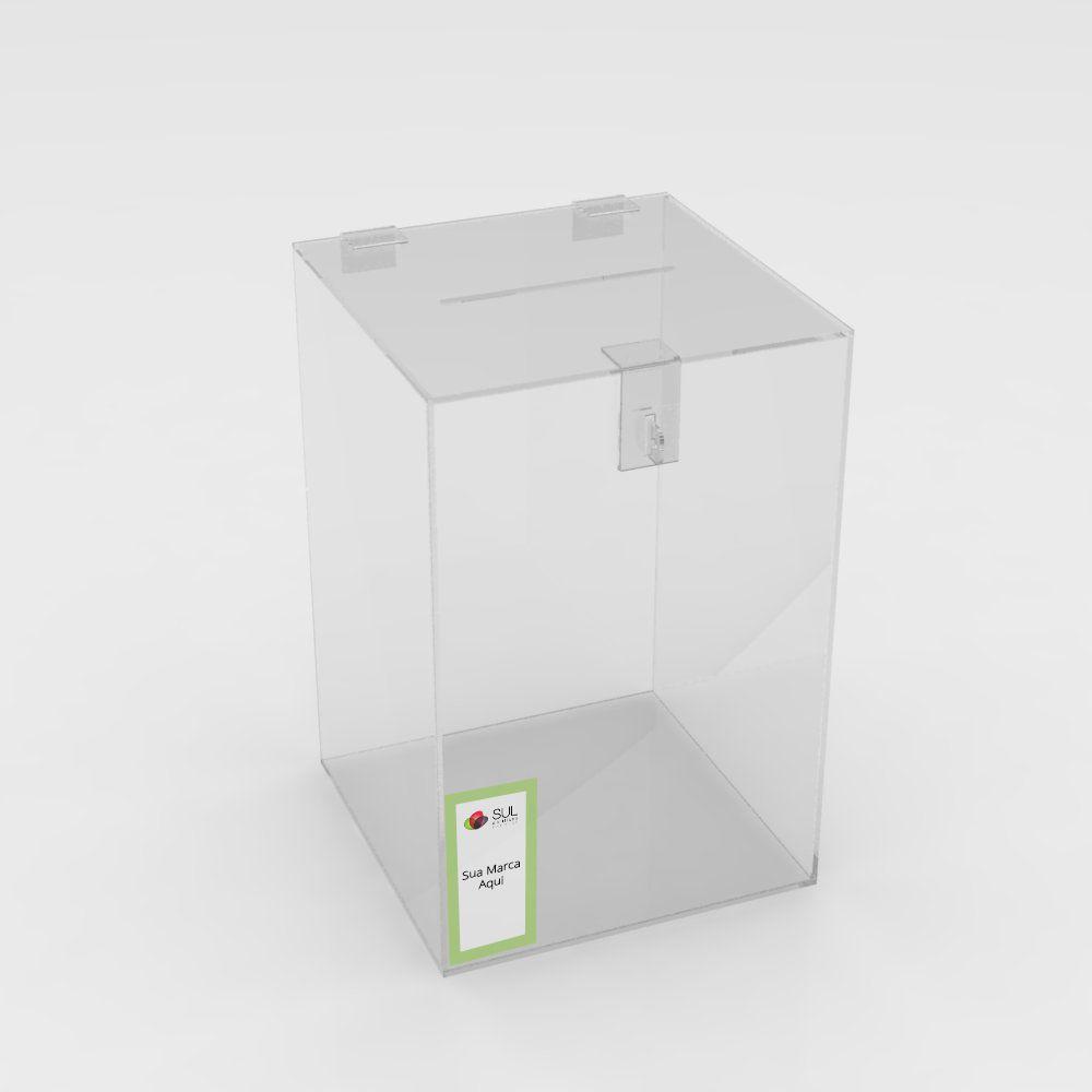Adesivo Urna/Caixa de Sugestão