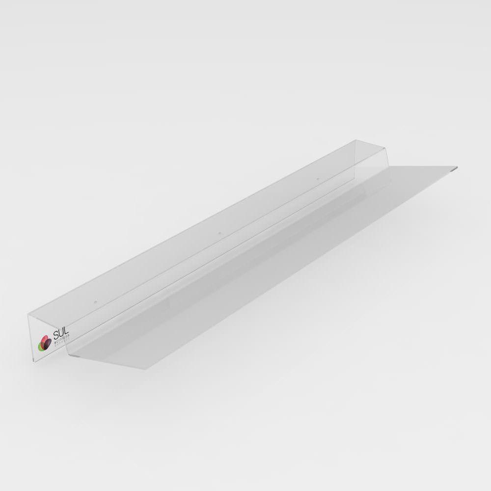 0f77c43f1 Defletor para ar condicionado em acrílico direcionador de ar 7.000 - 12.000  BTUS - Sul Acrílicos ...