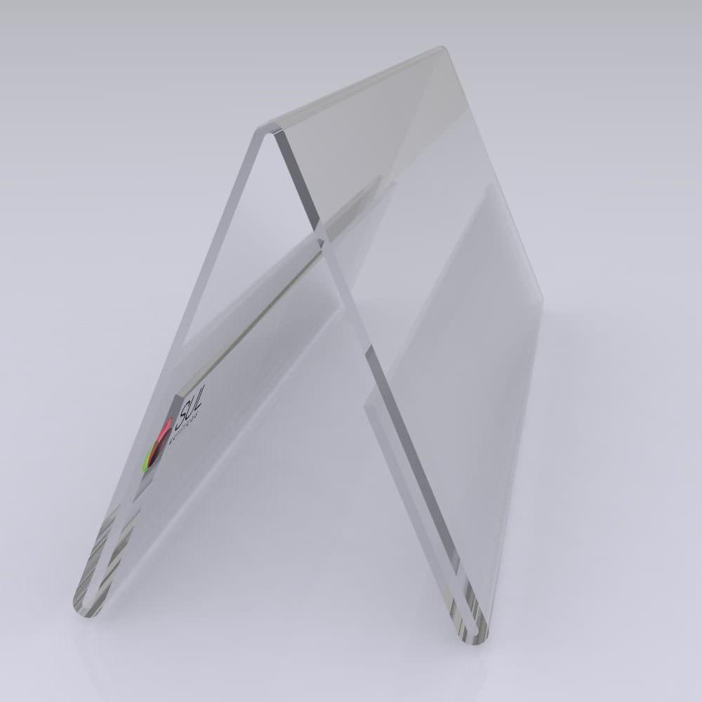 Display Prisma - 21x7cm - 4 Unidades