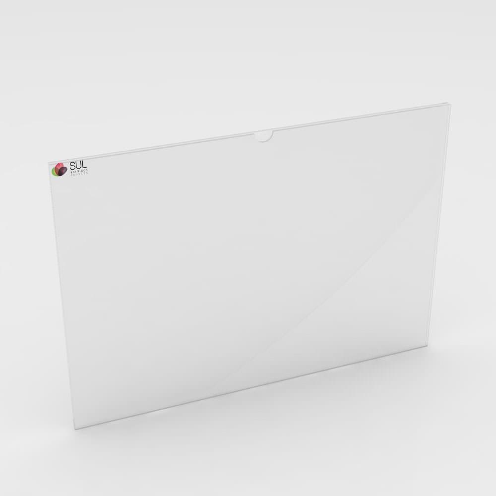 Display Sanduíche-Duplo Paisagem/Horizontal A5 - 4 Unidades