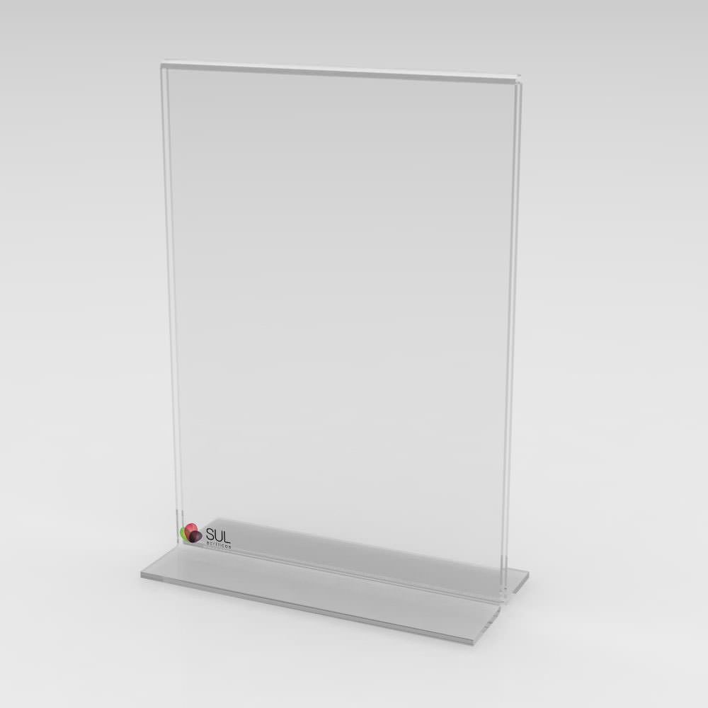 Display T Retrato/Vertical A6 - Pcte 4 Unidades