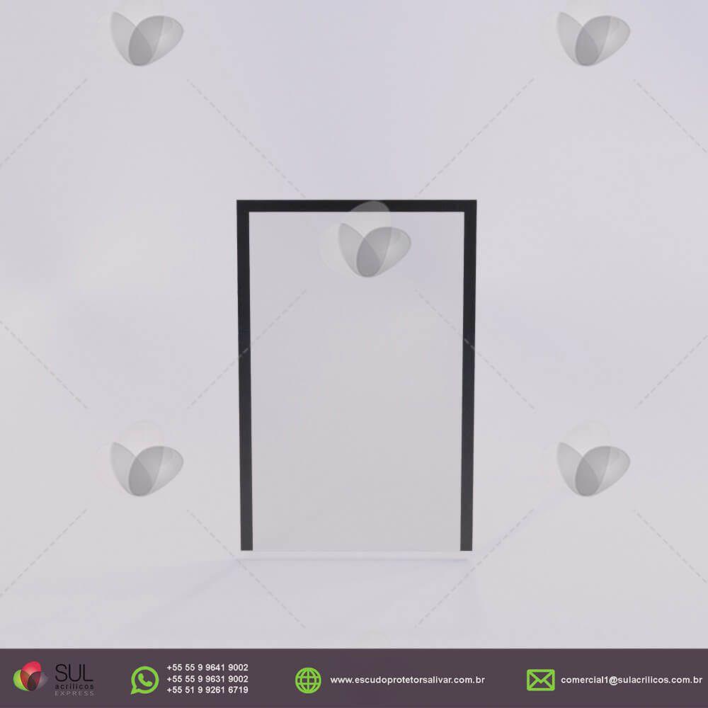 Barreira de Proteção para Caixa de Mercado Modelo Econômico