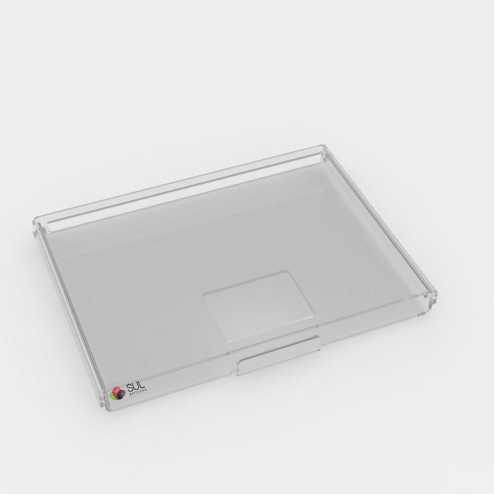 Expositor com Trava para Notebook - Venda Unitária