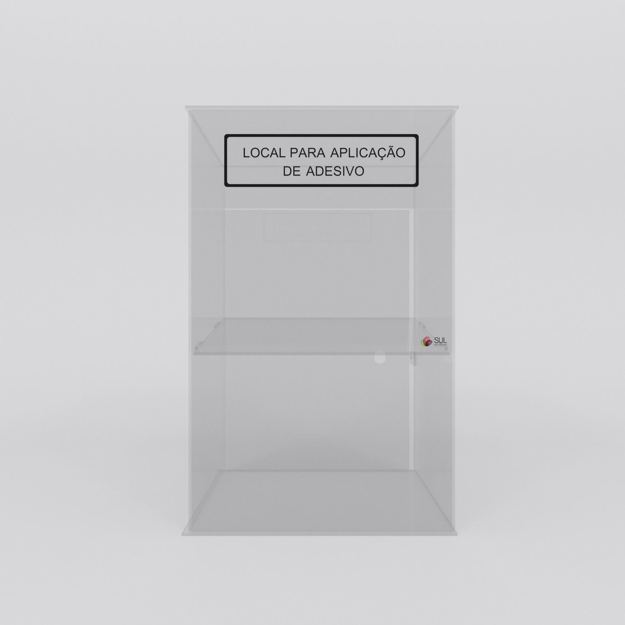 Expositor de Acessórios para Celular Smart Torre sem Testeira